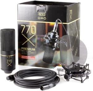MXL Mics Multi-Pattern Condenser Microphone