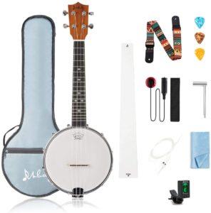 MuLucky 4-String banjo