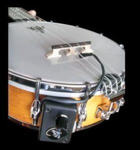 Myers Pickups' Resonator Banjo Pickup
