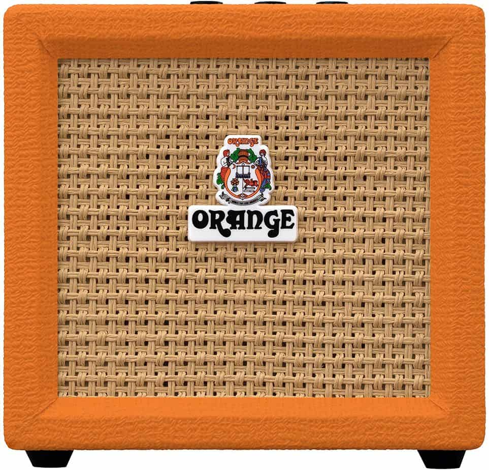 Orange Amplification Crush Battery Powered Mini Amp