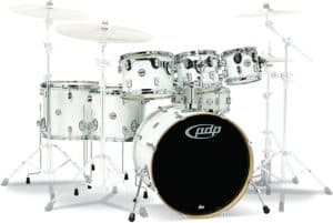 PDP By DW 7-Piece Concept Maple Shell Pack