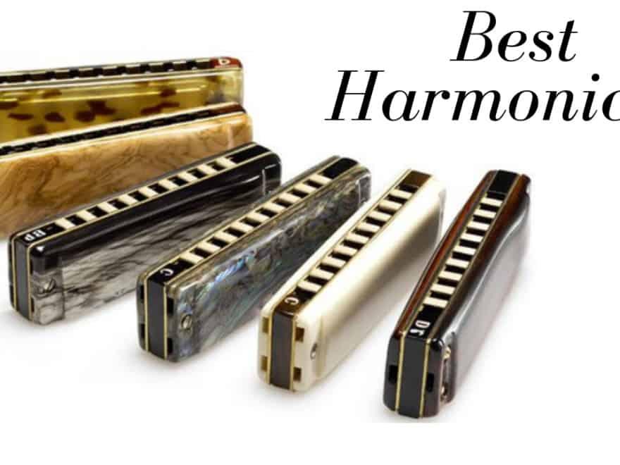 best harmonicas