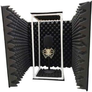 TroyStudio Microphone Isolation Shield