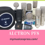 The Best Mic Screen- Alctron PF8