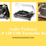 Audio Technica AT-LP 120 USB Turntable Review