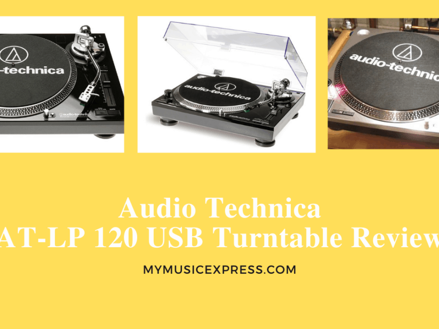 Audio Technica AT-LP 120 USB Turntable Review 72