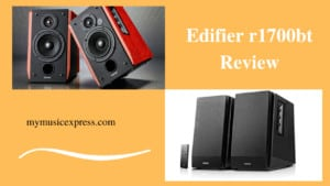 Edifier R1 700BT Speaker Review