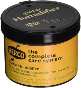 Guitar Humidifier from Herco