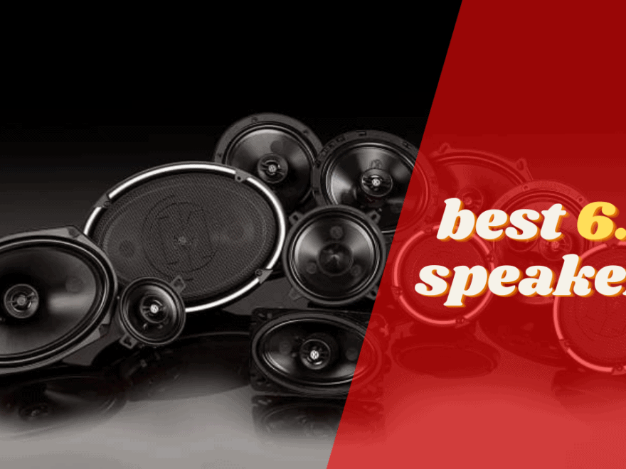 best 6.5 speakers