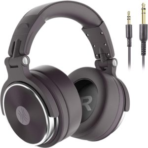 OneOdio Over Ear Studio Headphones for Recording and Mixing