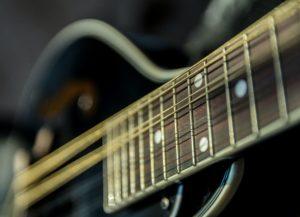 Structure of mandolin