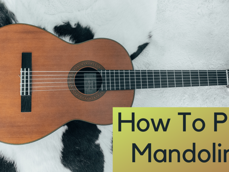 How To Play Mandolin- Learn Today 34