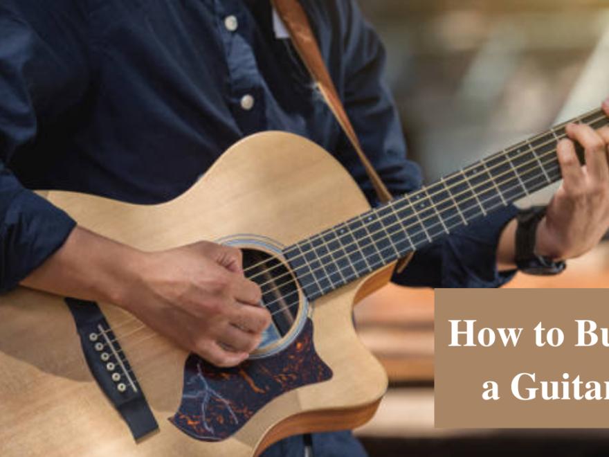 How To Build A Guitar 23